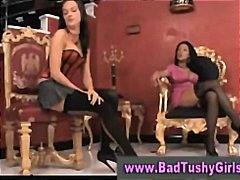 Bad girl punished and ... video
