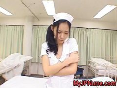 Thumb: Aino Kishi Asian nurse...