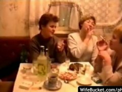 Funny Russian swingers party - 15:24