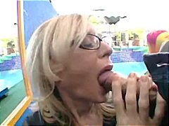 See: Blonde porn queen Nina...