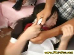 Asian maids are punish... video