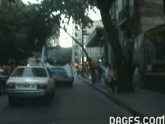 Thumb: Taxi ride fuck in Arge...