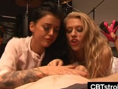 2 British rock babes g... - Tube8