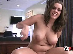 busty, hardcore, girlfriend, plumper, nailed, cock, big tits, rides, horny, gets, pussy, brunette, home made, amateur