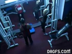 Nuvid Movie:Horny folks fucking at the gym