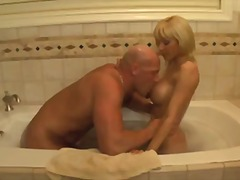 Sex in the bathtub wit... video