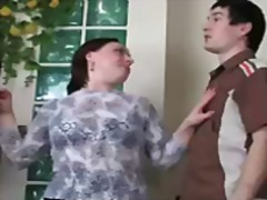 Nuvid Movie:Chubby mature European gal Vic...
