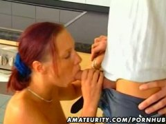 PornHub Movie:Amateur girlfriend blowjob and...
