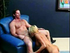 Alpha Porno Movie:He gets great head from her an...