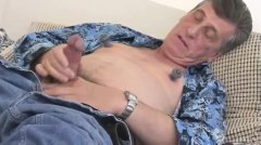 Thumb: Roger Jerking His Meat
