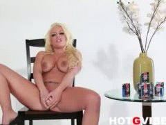 Brittney Amber Masterb... video