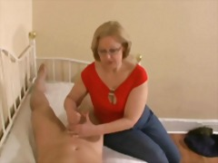 handjobs, old + young, mom, cumshots,
