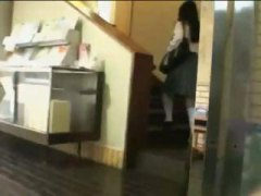 Japanese girl gets acc... video