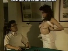 cumshot, retro, porn, big tits, brunette, pussy, blow-job, theclassicporn.com, vintage, hairy pussy, pussy creampie, hairy, big-tits, classic