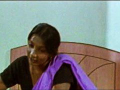 Bollywood sizzling oil massage from B-grad...