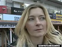 public, amateur, blonde, czech, blowjob,
