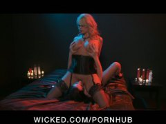 andy san dimas, stormy daniels,  lesbian, party, wife, babes, pussy licking, have, wicked.com, milf, tight, big-tits, pussy-licking, babe, pussy, pornstars
