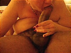 cuckold, wife, amateur, mouth, cock, gets, interracial, fucked