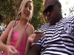 Nuvid Movie:Horny blonde gets her pussy ra...