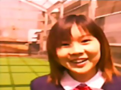 See: Japanese babe gets tie...