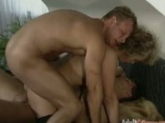 German mature fucked b...