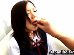 HardSexTube Movie:Asian japanese tongue inspecti...