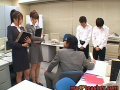 Tube8 Movie:Junna Aoki and Erika Kirihara ...