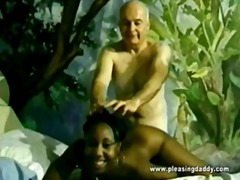 vintage, ho, interracial, cummings, fuck, ebony, young