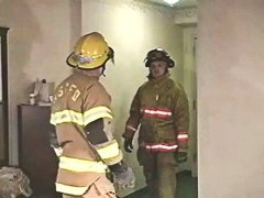 Hot firefighters unifo... video