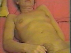 Thumbmail - Blonde makes her first...