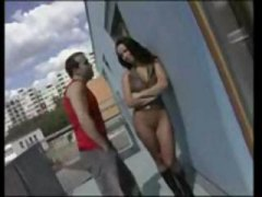 Brunette Laura Lion ta... video