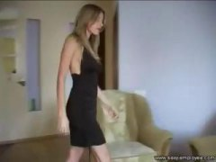 Hot Amateur Gets The Job video