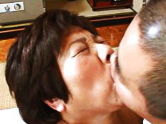 Granny Mature Asians E...