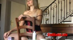 milf, threesome, wine, teen, amateur, photoshoot, blonde, double