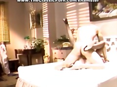 vintage, cumshot, model