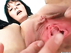 masturbation, toy, granny, milf,