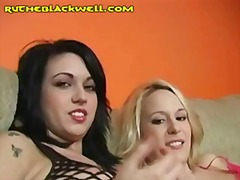 black, blowjob, blonde, interracial