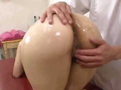 fingering, asian, massage, japanese,