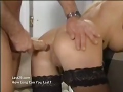 busty, milf, pussy-eating, blond