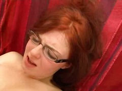 threesome, glasses, sex, blowjob, anal