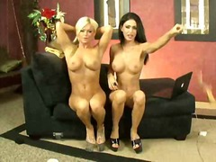 DrTuber Movie:Crista Moore Jessica Jaymes Ca...