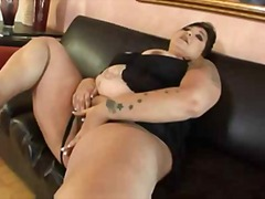 Tattooed Bbw video