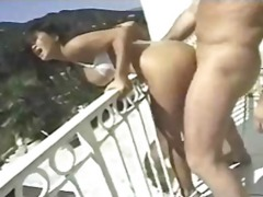 Voluptuous Korean In Heels Gets Fucked
