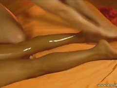 oil, erotic, tits, pussy, indian, massage