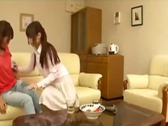Asian Girl Getting Her...