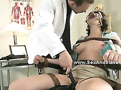 Fat dirty master spanking slave tied ...