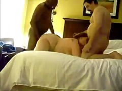 amateur, threesomes, interracial