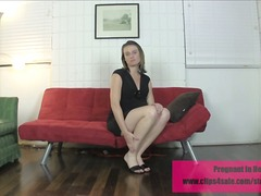 Xhamster - More pregnant jerk off instructions joi