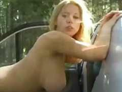 blowjob, outdoor, big-tits,