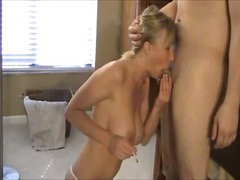 Blonde Bitch Gets Fucked